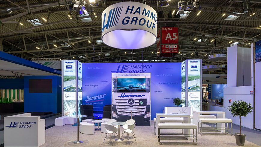Transport logistic exhibition Munich 2019